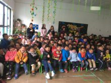 Clowns Without Borders Project in China - 2017
