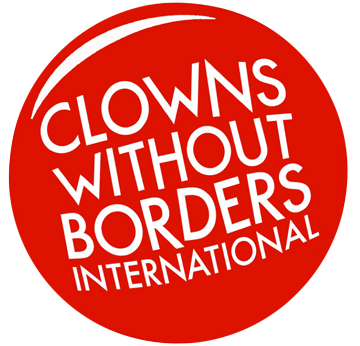 CWBI | Clowns Without Borders International Retina Logo