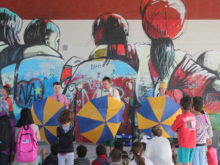 Clowns Without Borders Project in Greece -