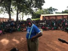 Clowns Without Borders Project in Malawi - 2018