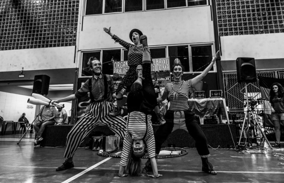 Clowns Without Borders - Project photo by © Ricardo Avellar
