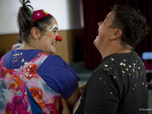 Clowns Without Borders Project in Bosnia - 2017