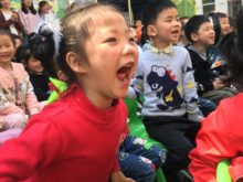 Clowns Without Borders Project in China - 2018