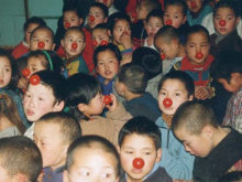 Clowns Without Borders Project in Mongolia - 2000