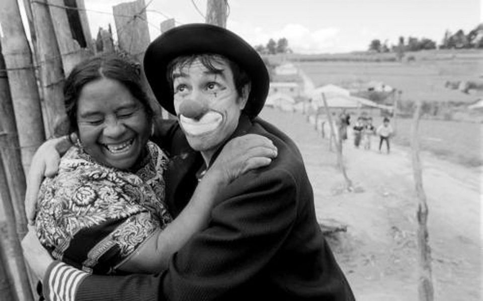 Clowns Without Borders - Project photo by Kim Manresa
