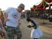 Clowns Without Borders Project in Sudan - 2006