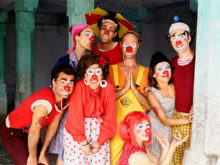 Clowns Without Borders Project in India - 2006