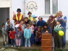 Clowns Without Borders Project in Romania - 2007