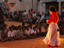 Clowns Without Borders Project in India - 2008