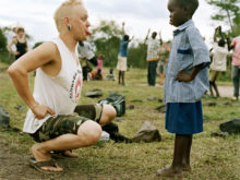 Clowns Without Borders Project in Kenya - 2009