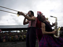Clowns Without Borders Project in Democratic Republic of the Congo -
