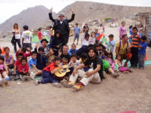 Clowns Without Borders Project in Chile - 2009