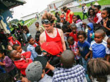 Clowns Without Borders Project in Ireland -