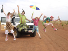 Clowns Without Borders Project in Australia -