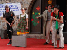 Clowns Without Borders Project in India -