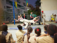 Clowns Without Borders Project in Israel - 2014