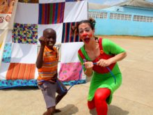 Clowns Without Borders Project in Ivory Coast - 2018