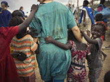 Clowns Without Borders Project in South Sudan - 2017