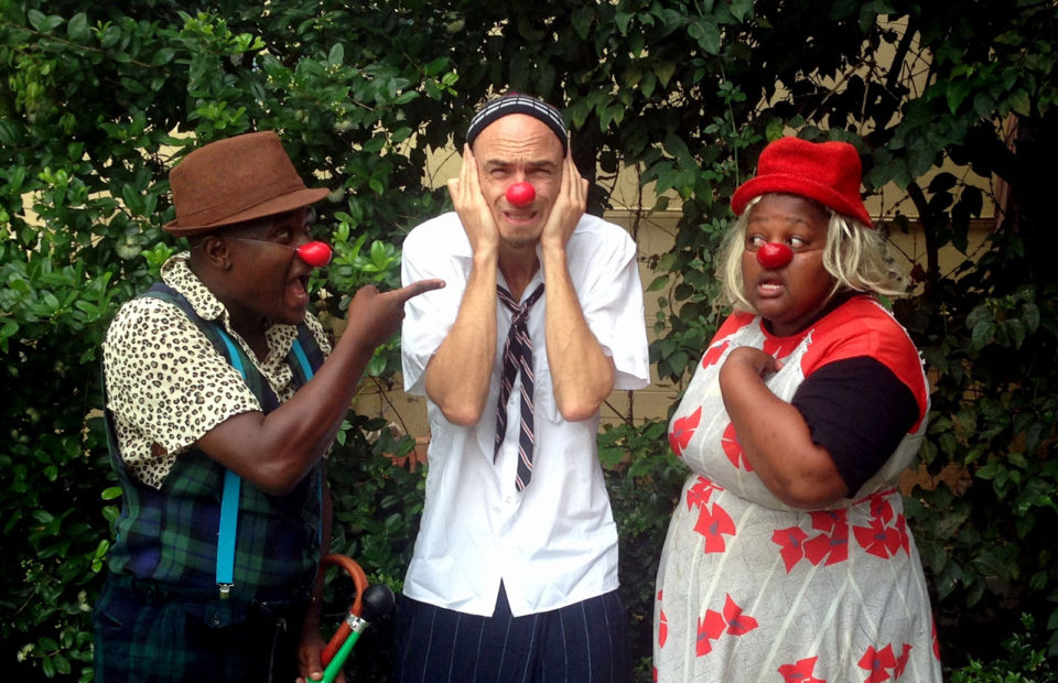Clowns Without Borders - Project photo by © CWB South Africa