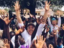 Clowns Without Borders Project in Nigeria - 2018