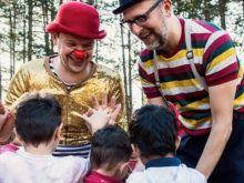 Clowns Without Borders Project in Serbia - 2017