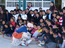 Clowns Without Borders Project in Mexico - 2017