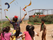 Clowns Without Borders Project in Turkey - 2017