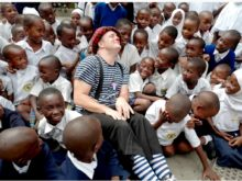 Clowns Without Borders Project in Tanzania - 2018