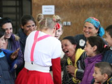 Clowns Without Borders Project in Romania - 2017