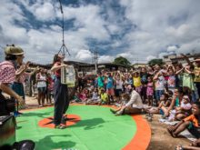 Clowns Without Borders Project in Brazil - 2017