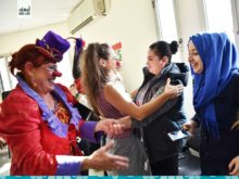 Clowns Without Borders Project in Lebanon - 2017