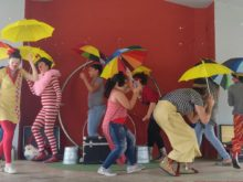 Clowns Without Borders Project in Puerto Rico - 2018
