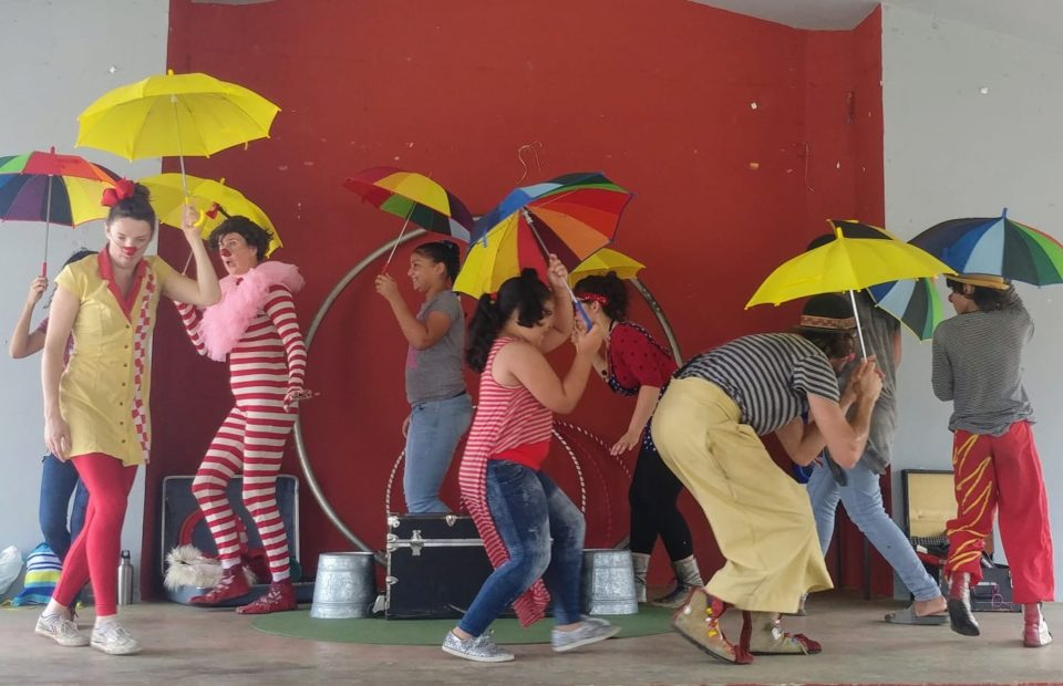 Clowns Without Borders - Project photo by © Clowns Without Boders USA
