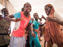 Clowns Without Borders Project in South Sudan - 2018