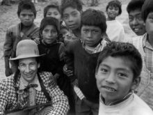 Clowns Without Borders Project in Mexico - 1998