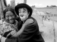 Clowns Without Borders Project in Guatemala - 2000