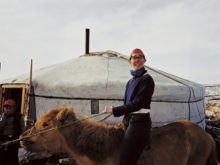 Clowns Without Borders Project in Mongolia - 2001