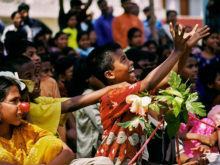 Clowns Without Borders Project in Bangladesh -