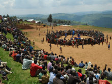 Clowns Without Borders Project in Rwanda - 2005