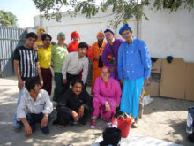 Clowns Without Borders Project in Afghanistan -