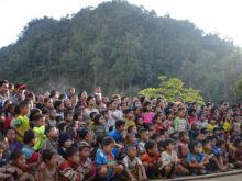 Clowns Without Borders Project in Thailand -