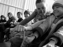 Clowns Without Borders Project in Syria - 2007
