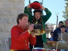 Clowns Without Borders Project in Israel - 2008