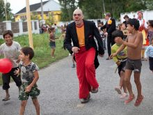 Clowns Without Borders Project in Ukraine - 2011
