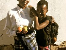 Clowns Without Borders Project in South Africa - 2011