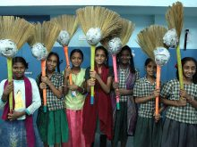 Clowns Without Borders Project in India - 2011