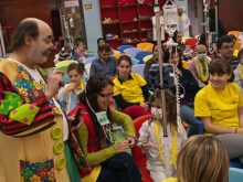 Clowns Without Borders Project in Spain - 2012