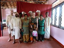Clowns Without Borders Project in Sri Lanka - 2012