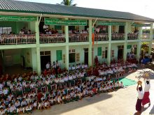 Clowns Without Borders Project in Burma - 2012