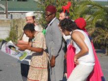 Clowns Without Borders Project in South Africa - 2012